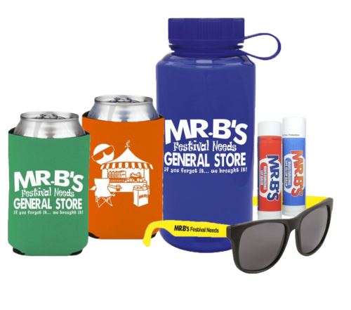 Mr. B's Brand