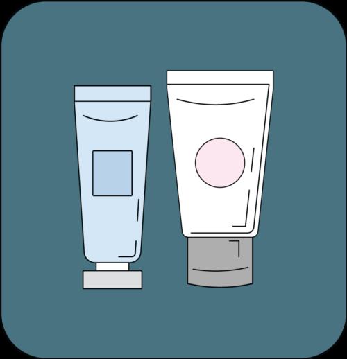 Travel Size Toiletries