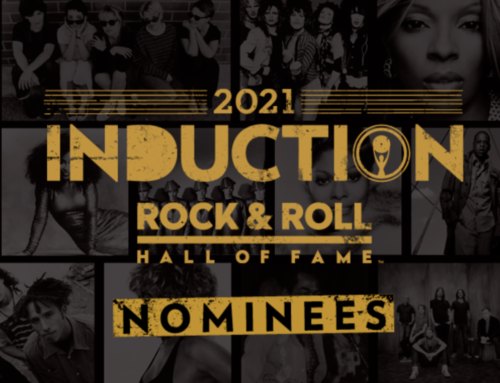 2021 Rock and Roll Hall of Fame Nominees Announced