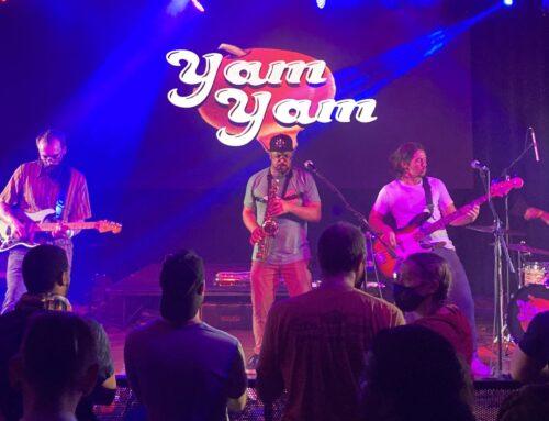 Taz and Yam Yam Recap